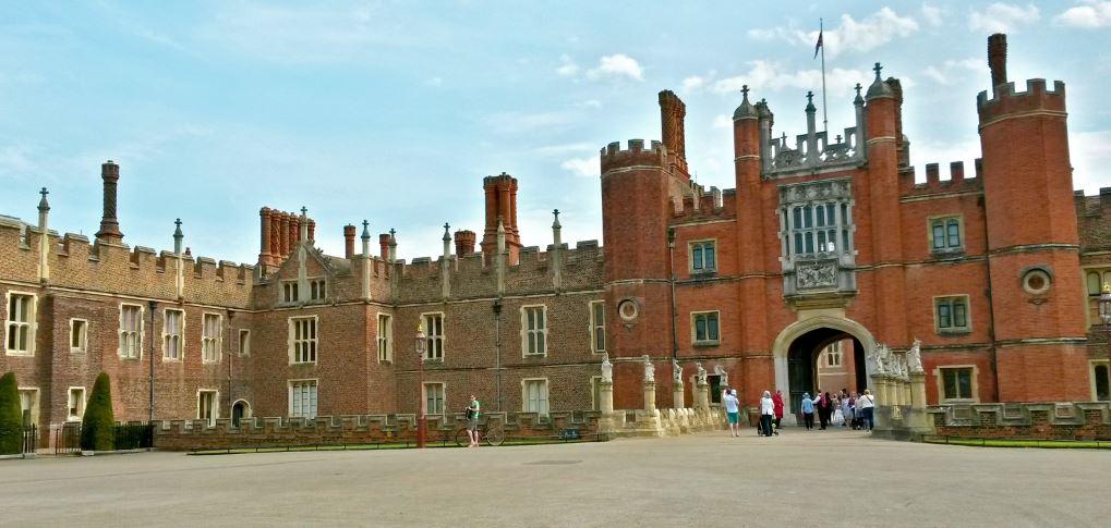 Wo Heinrich VIII ein und aus ging!
