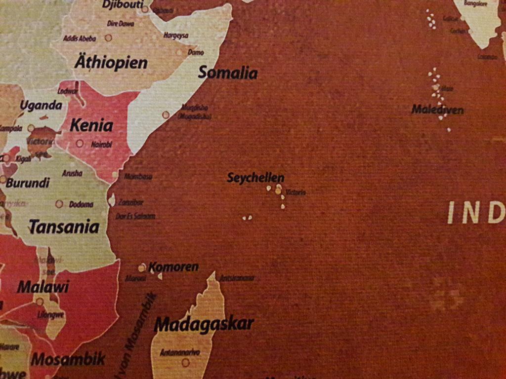 Next stop: Seychellen
