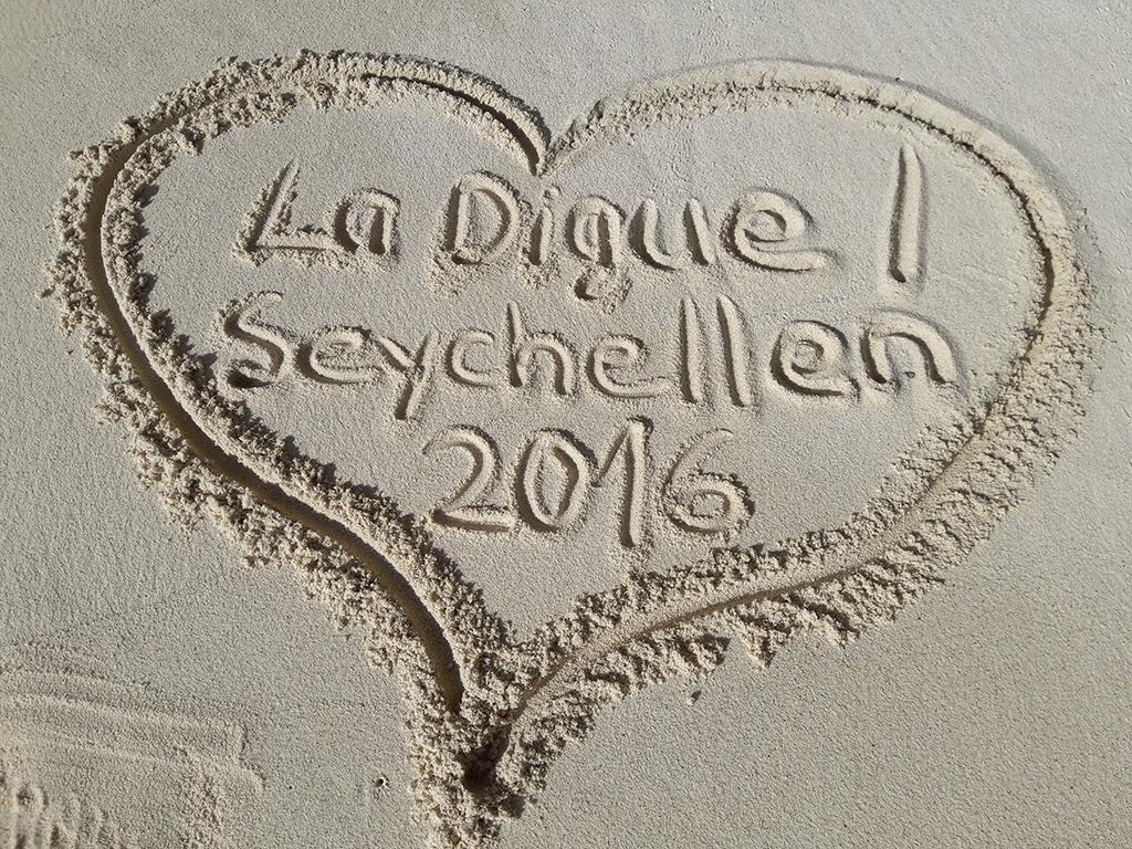 Strandtour Nr.3 auf La Digue
