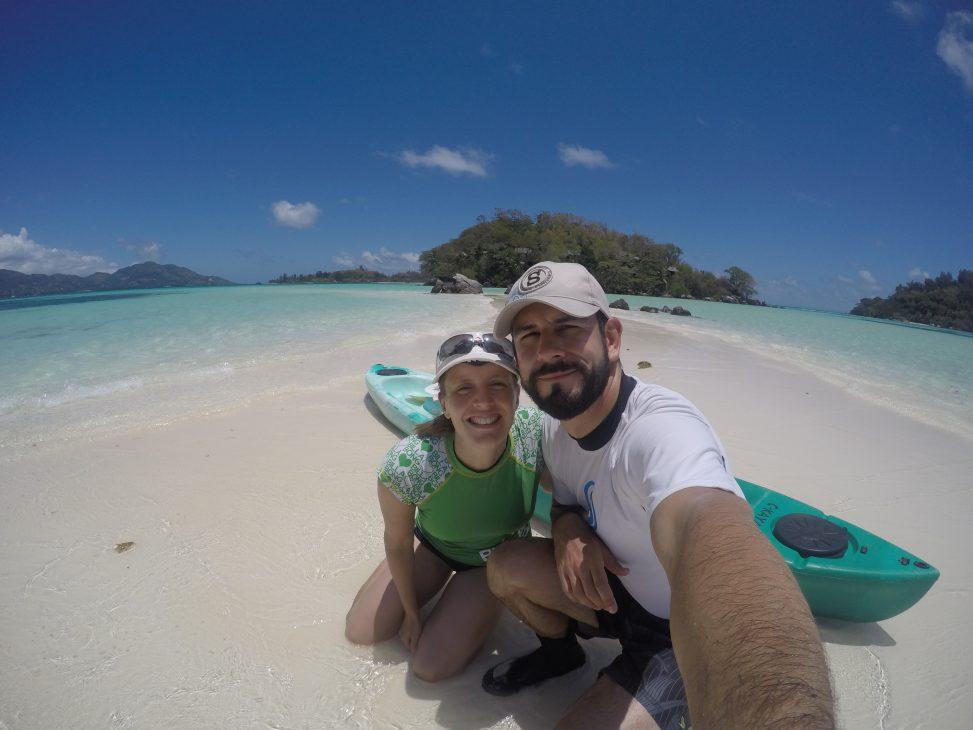 Kajaktour – Moyenne Island