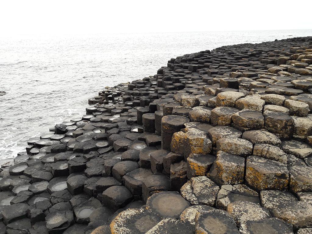 Der Giants Causeway