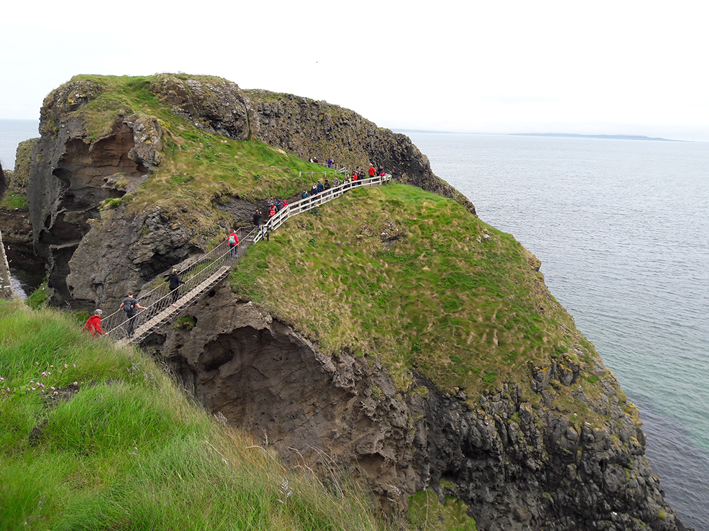 Rope Bridge at Carrick-a-Rede