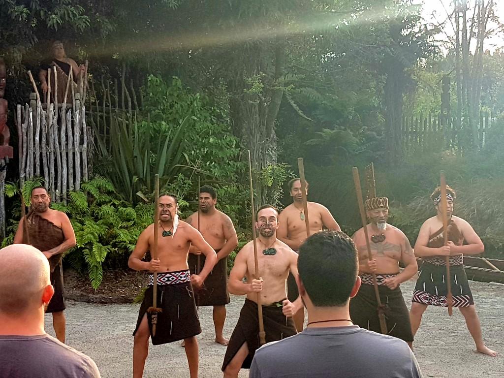Tamaki Maori Village bei Roturoa