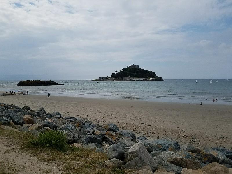 St. Michaels Mount – Das Schloss im Meer