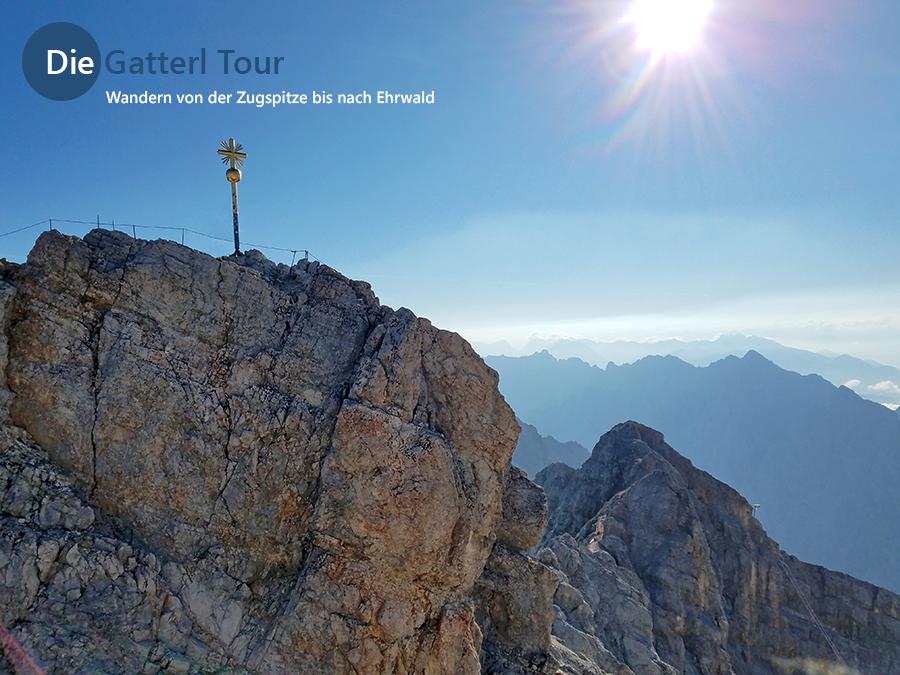 Zugspitze – Die Gatterl Tour