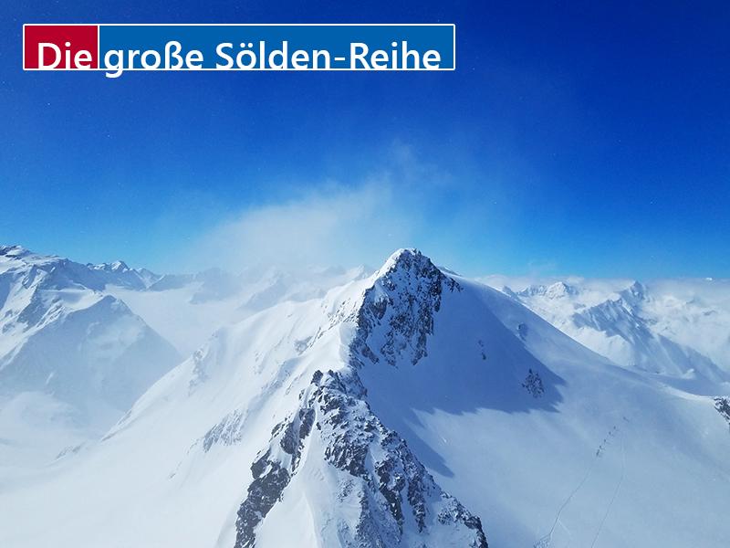 Teil 3: Das Skigebiet Sölden und die Big3 Rallye
