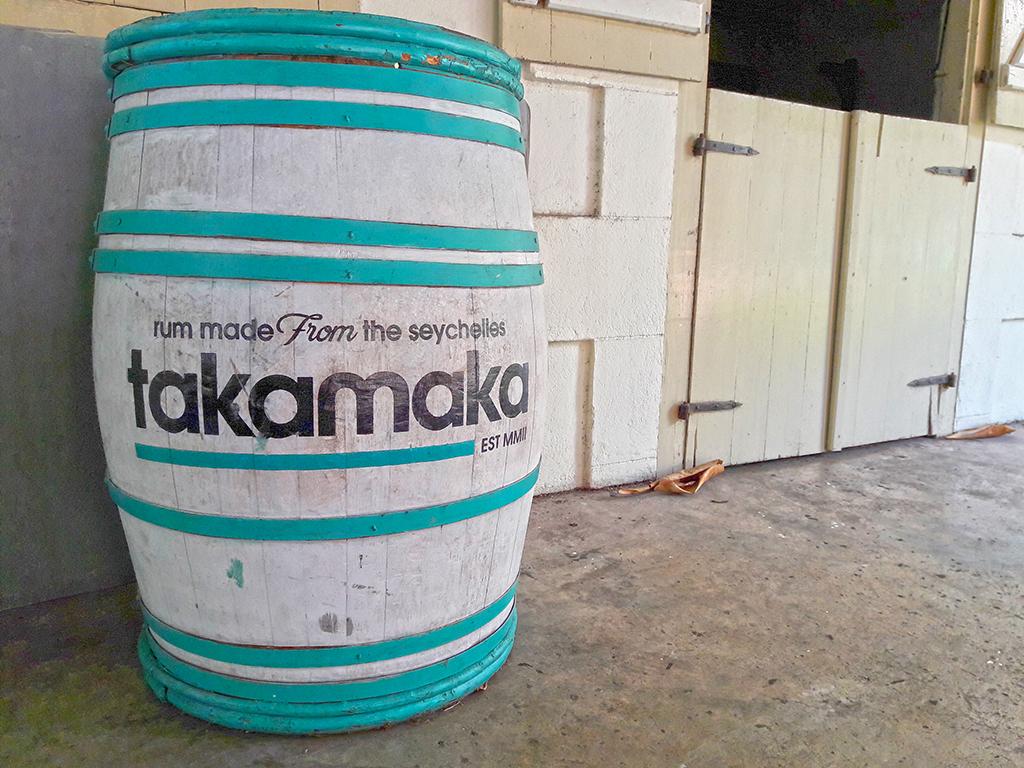 Takamaka: Rum auf kreolisch