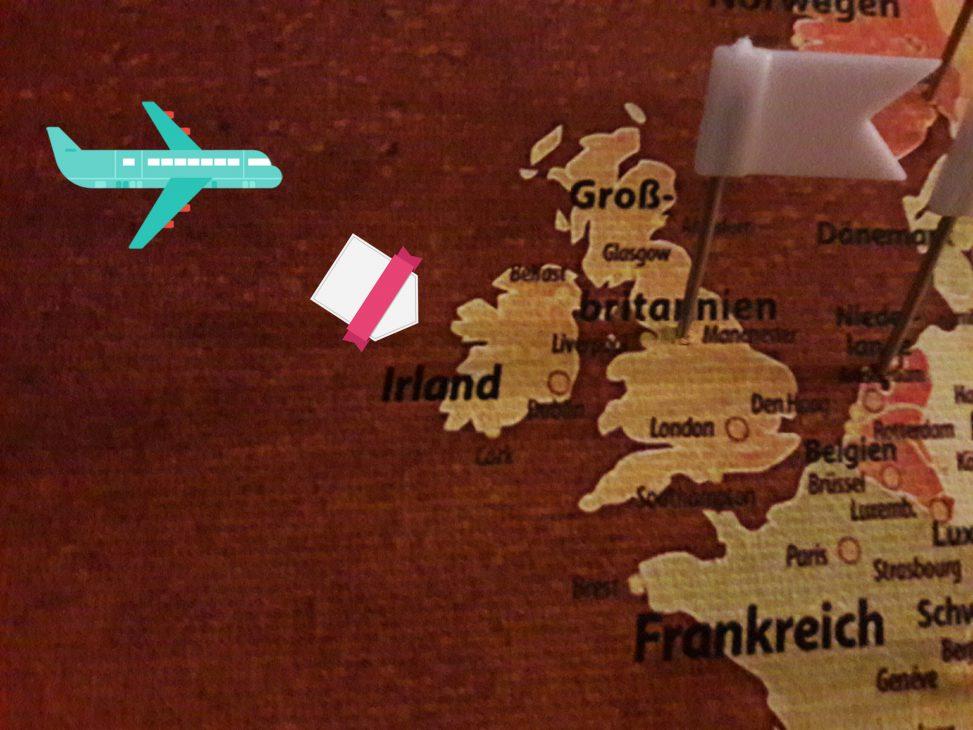 Next Stop: Irland