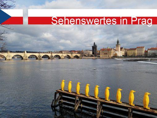 Weitere Sehenswürdigkeiten in Prag