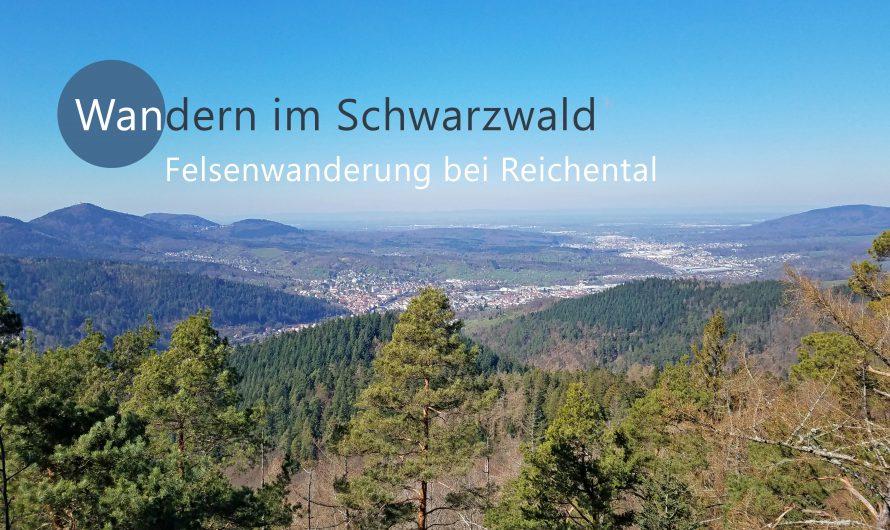 Felsenwanderung mit tollen Aussichten im Schwarzwald