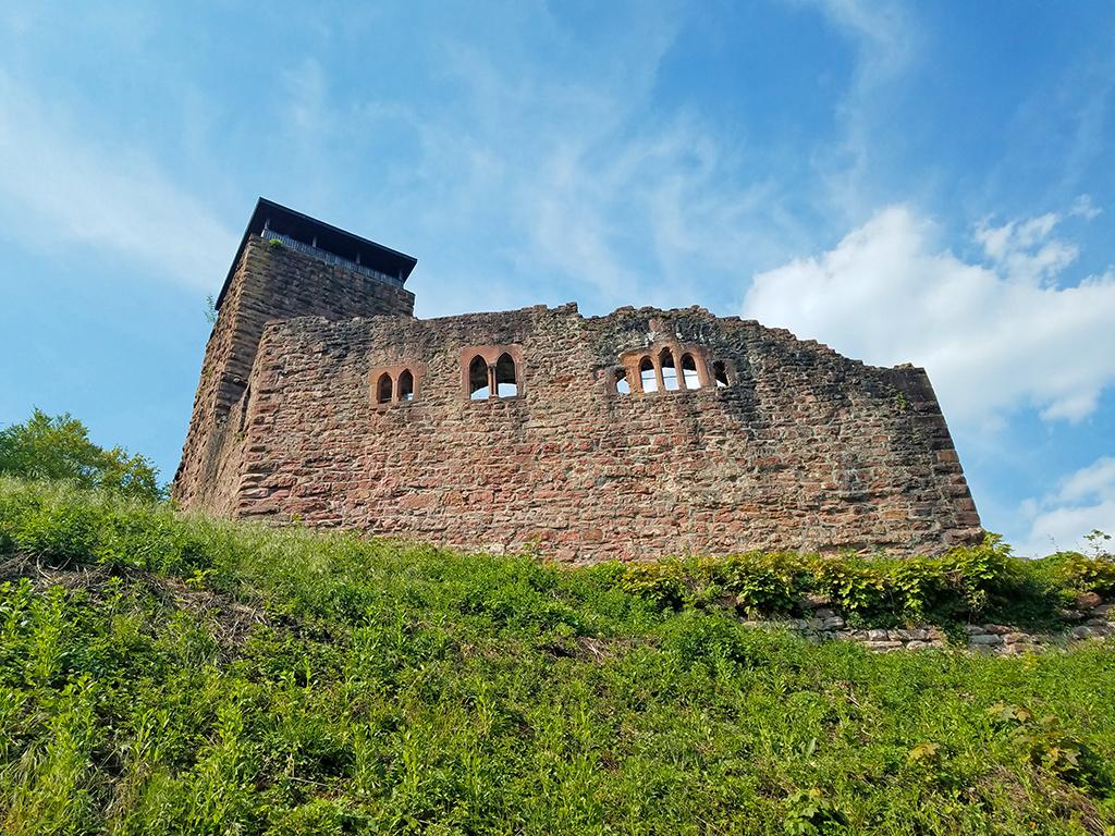 Turm der Hinterburg