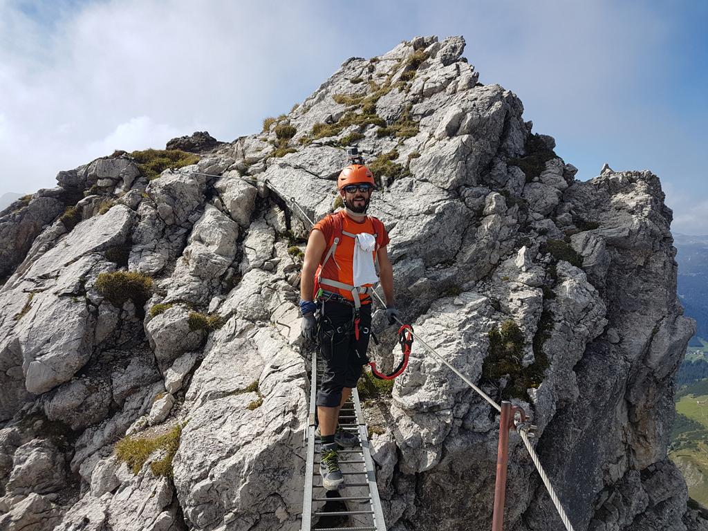 10-Leiterübergang