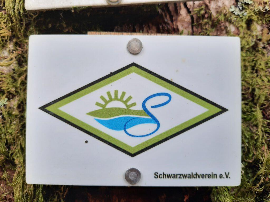 Symbol des Seensteigs