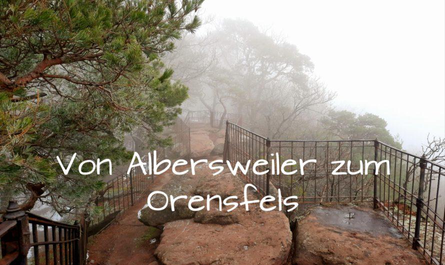Wandertipp: Von Albersweiler zum Orensfels (Südpfalz)