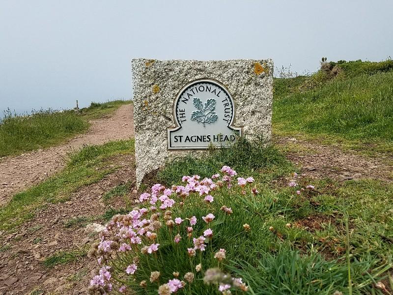 Die Küste von St. Agnes