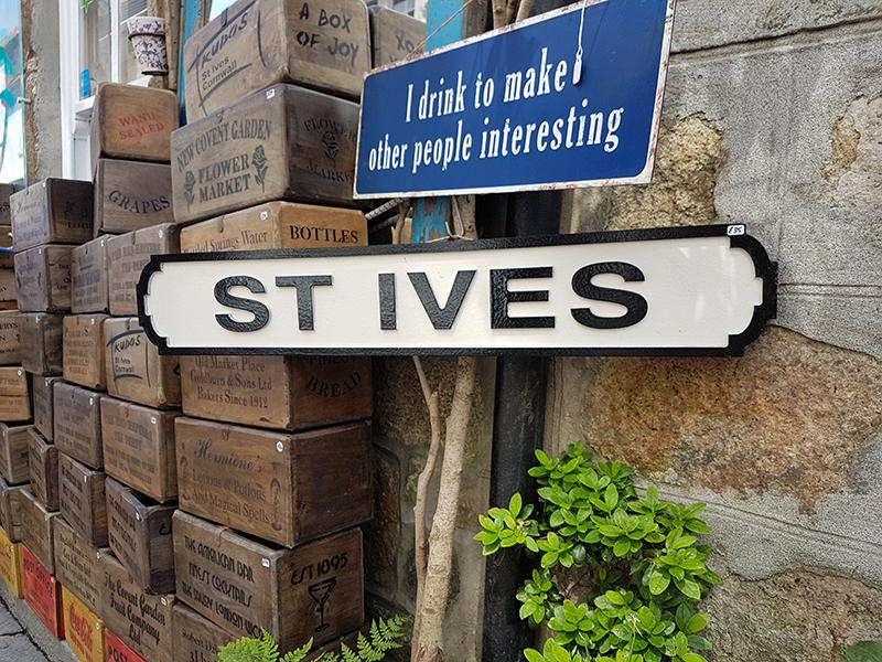 St. Ives und Gurnard's Head