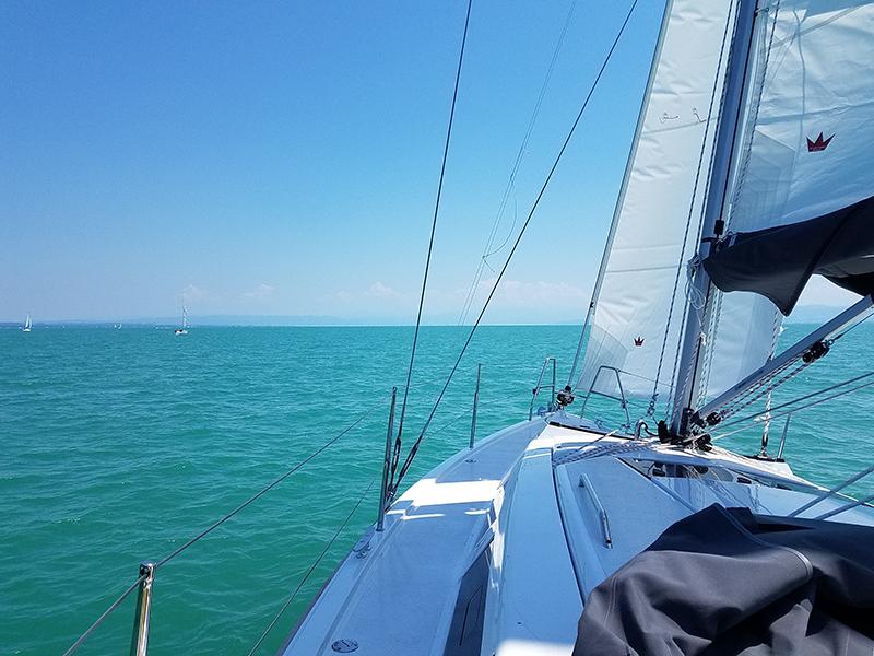 Schiff Ahoi – Segeln auf dem Bodensee
