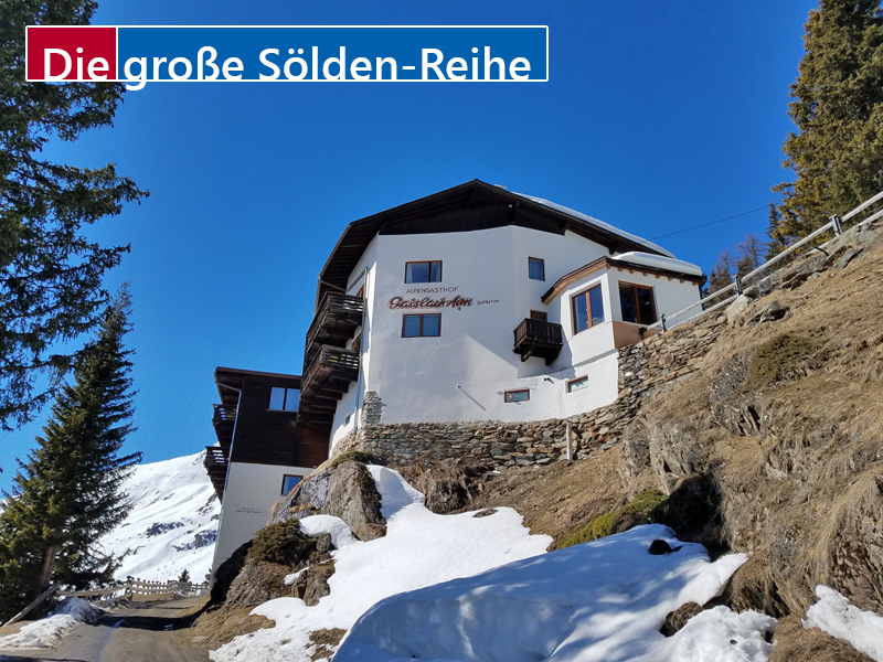 Teil 5: Eine schöne Wanderung zum Alpengasthof Gaislachalm