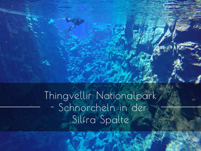 Thingvellir – Nationalpark