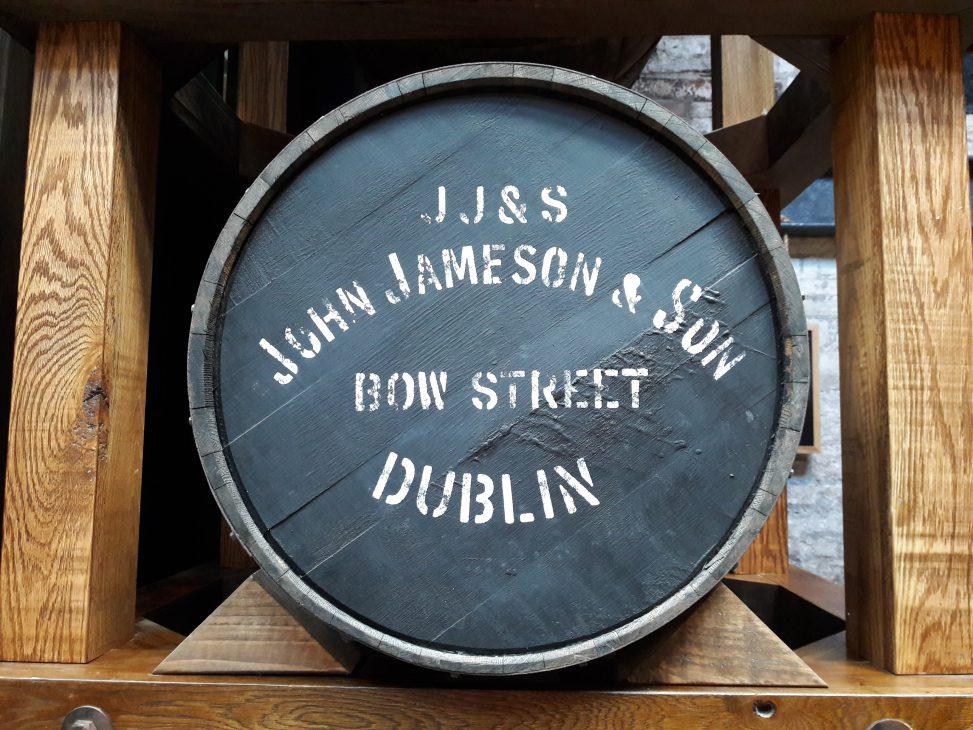 Jameson Whiskey Destillerie