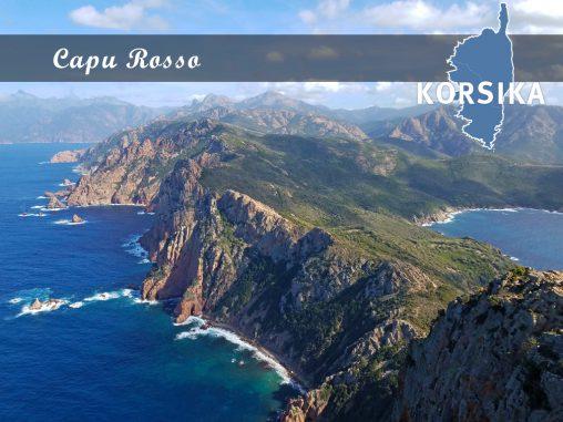 Wanderung zum Capu Rosso